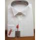 Bela srajca s skrajšanim ovratnikom, Mura