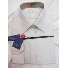 Moška srajca z modro zlatim vzorcem