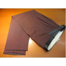 Moške violične  hlače, Elkroj